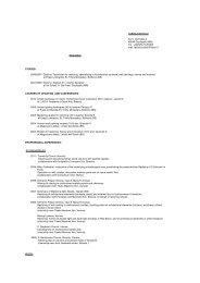 CV in English pdf - Fabiola Bottoli