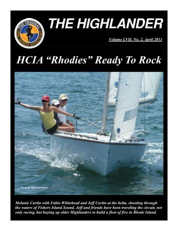 April 2011 - Highlander Class International Association