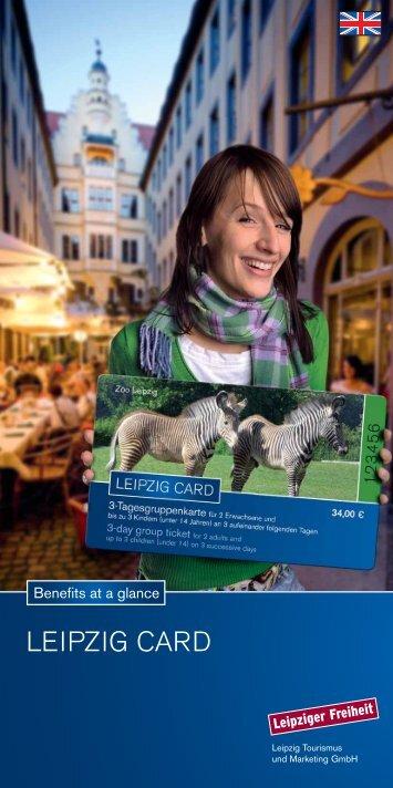 LEIPZIG CARD