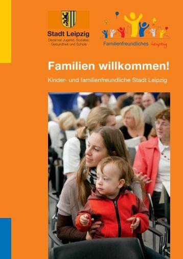 Familien willkommen! - Stadt Leipzig