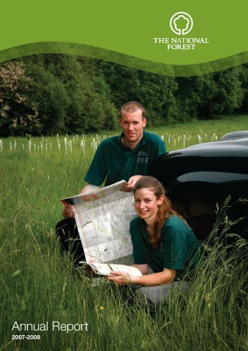 Annual Report 2007-2008 - The National Forest Company