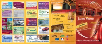 programme web mars - Saint-Genest-Malifaux