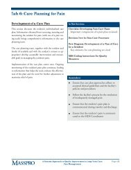 Checklist for Development of a Care Plan - Long-Term Care Best ...