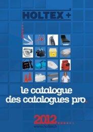 Télécharger le Catalogue des Catalogues Pro. 2012 - Si Web