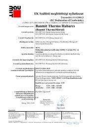 Thermo Habarcs - MNy - Baumit
