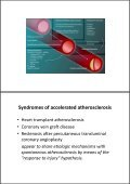Accelerated Atherosclerosis Introduction - Page 6