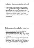 Accelerated Atherosclerosis Introduction - Page 7