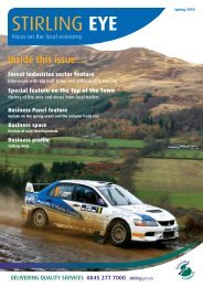 Inside this issue... - Stirling Council