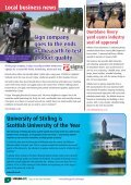Inside this issue... - Stirling Council - Page 4