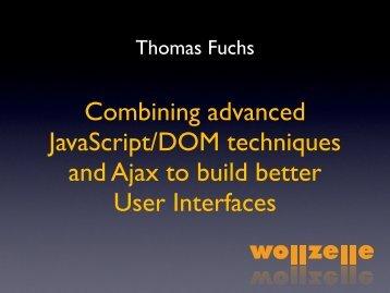 Create happy users - Thomas Fuchs