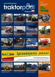 Magazyn www.traktorpool.pl - traktorpool-Magazin