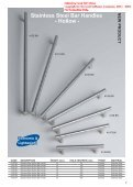 Stainless Steel Bar Handles - Wellington Designer Kitchens by Peter ... - Page 4