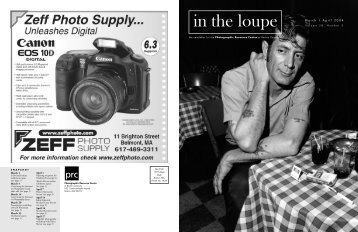 see Page 1 - Boston Photography Focus