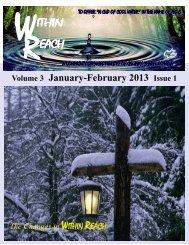 January/February 2013 - Calvary Chapel Olympia