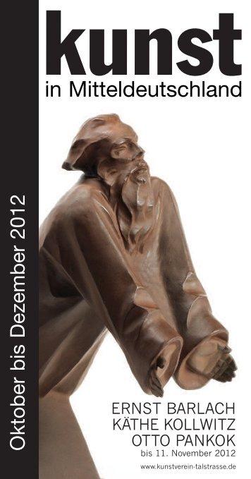 """Kunst in Mitteldeutschland - im Kunstverein """"Talstrasse"""""""