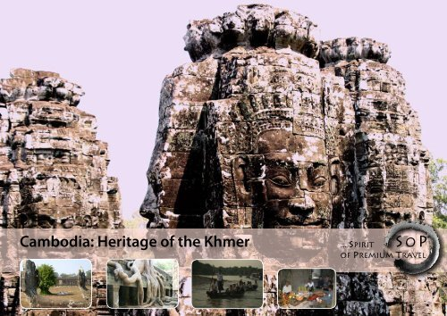 Cambodia: Heritage of the Khmer SOP - SoP-Travel