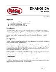DKAN0013A - Digikey