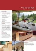 Bauen mit Holz - zukunftsregion - Seite 7