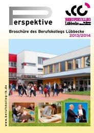 9.Perspektive 2013/2014 - Berufskolleg Lübbecke