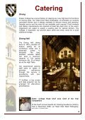 a guide to conferences and events - Exeter College - University of ... - Page 6