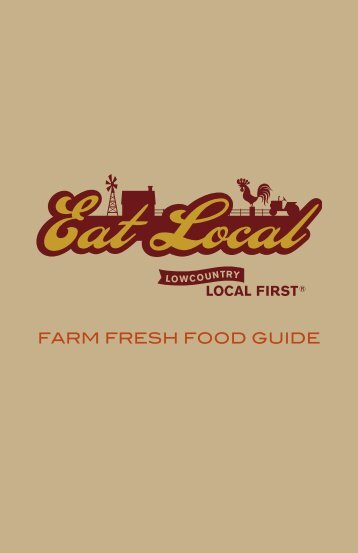 FARM FRESH FOOD GUIDE - AgSouth Farm Credit