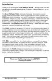 Super PWRgate PG40S Owner's Manual - West Mountain Radio - Page 2