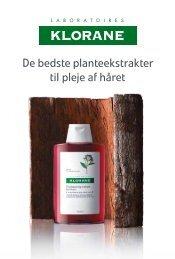De bedste planteekstrakter til pleje af håret - Apotekernes Amba