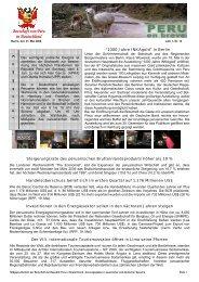 Botschaft von Peru in Deutschland - Botschaft der Republik Peru