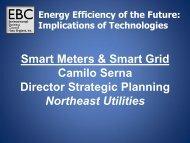 Camilo Serna, Northeast Utilities