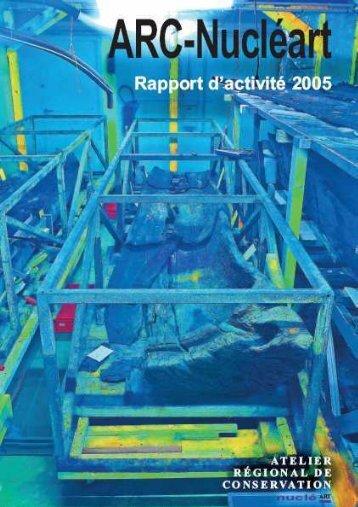 Télécharger le rapport - Arc nucleart