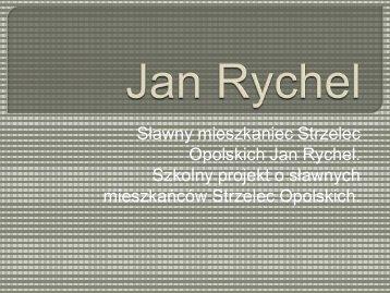 Jan Rychel