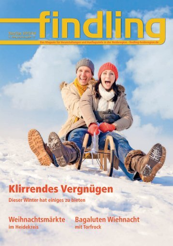 Walsrode - Findling Heideregion