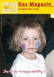 Das war der Kindergesundheitstag 2009 - Kleinen Sozialen Netze