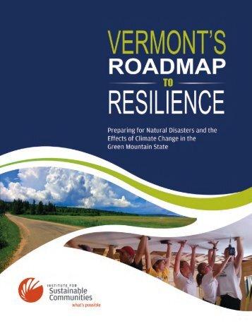 Vermont's Roadmap to Resilience - WordPress.com