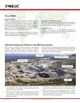 Drive Solutions for the Global Mining Industry - Tmeic.com - Page 2