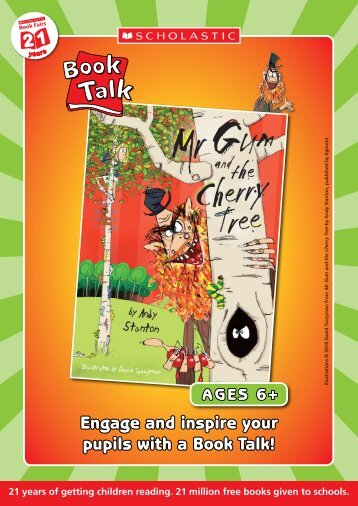 Mr Gum and the Cherry Tree - Scholastic
