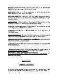 CURRICULUM VITAE Estudios Cursados ... - Aves Argentinas - Page 4