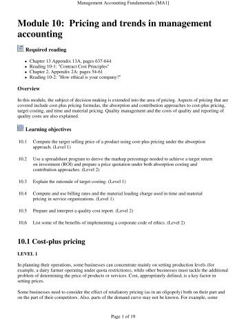 fundamentals of management accounting Complete notes for accg200 this student studied: macquarie university -  accg200 - fundamentals of management accounting this document explains.