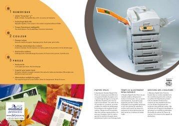 télécharger la brochure en français - Debroux.org