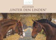 U. d. Linden Hengste 2012 PDF - Horses-Live