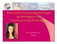 Psiconeuroimunoendocrinologia da abordagem dos T t d l t ã ...