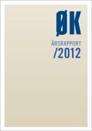ØK Årsrapport 2012.pdf - GlobeNewswire