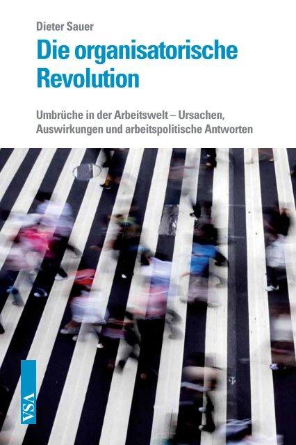 Die organisatorische Revolution - VSA Verlag