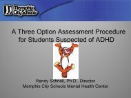 A Three Optioned Assessment Procedure for Identifying Students ...
