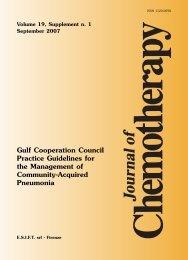 Acquired Pneumonia in the Gulf Corporation Council