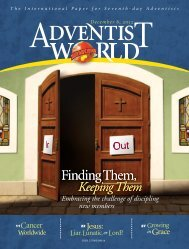 Download Adventist World as a PDF - Record