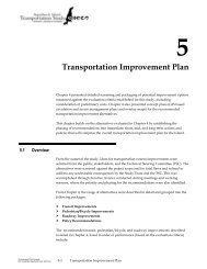 Chapter 5 - Transportation Improvement Plan - VHB.com