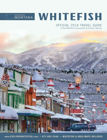 Download the Travel Guide - Whitefish