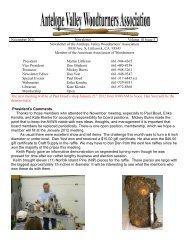 November 2011 Newsletter Volume 10 Issue 5 Newsletter of the ...