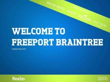 freeport braintree - Realm